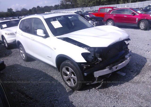 Inventory #704204440 2011 BMW X3