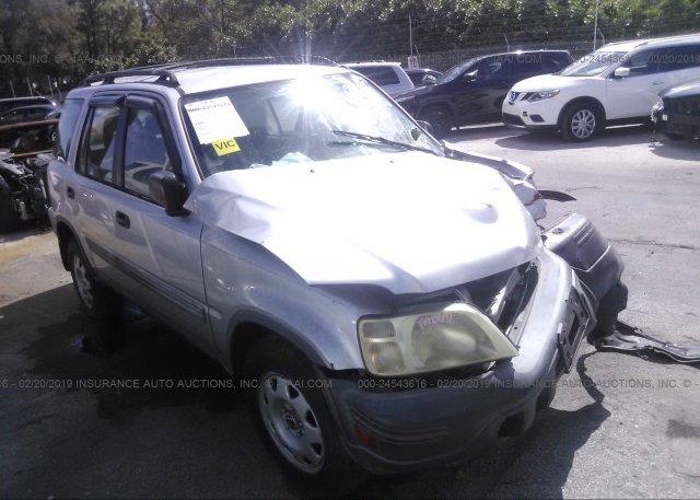 Inventory #495139074 2001 Honda CR-V