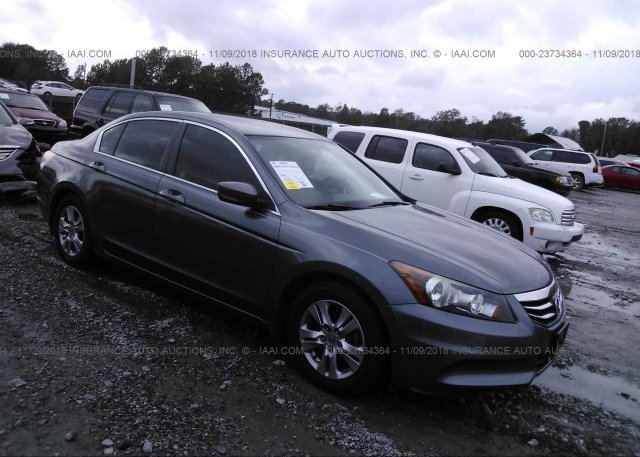 Inventory #837187940 2012 Honda ACCORD