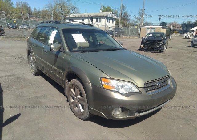 Inventory #264196624 2006 Subaru LEGACY