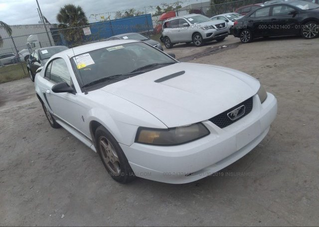 Inventory #989179724 2002 FORD MUSTANG