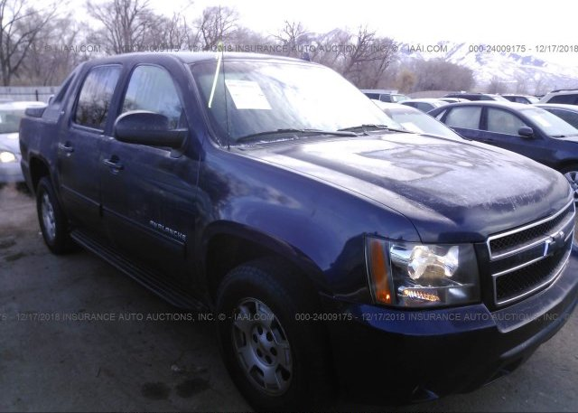 Inventory #757851313 2010 Chevrolet AVALANCHE