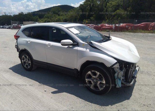 Inventory #604180190 2017 Honda CR-V