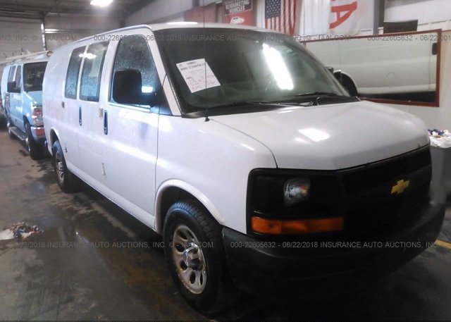 Inventory #858544118 2009 Chevrolet EXPRESS G1500