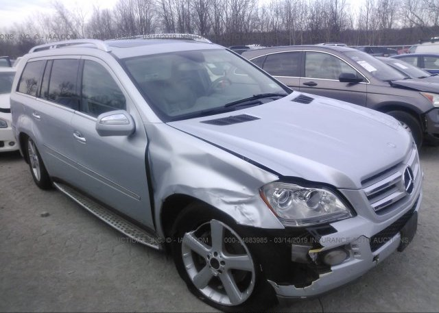 Inventory #793326980 2009 Mercedes-benz GL