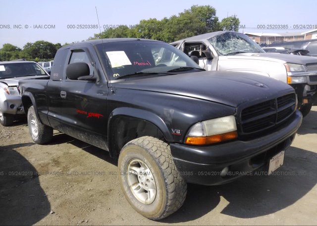 Inventory #633071649 1998 Dodge DAKOTA