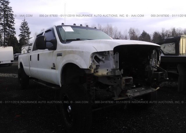 Inventory #160080281 2005 FORD F350
