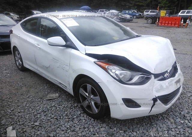 Inventory #343217361 2013 Hyundai ELANTRA