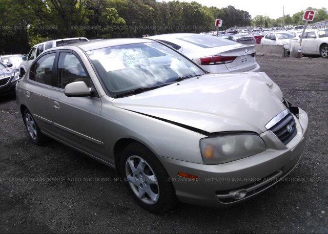 Inventory #523809521 2005 Hyundai ELANTRA
