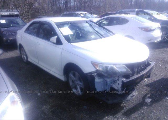 Inventory #105226383 2014 Toyota CAMRY