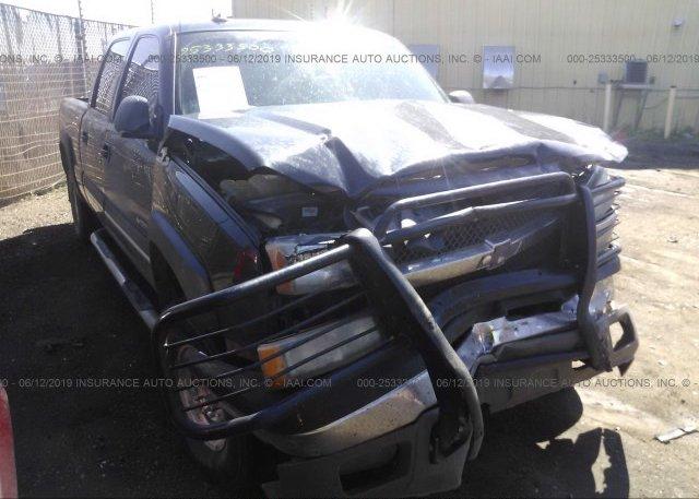 Inventory #763424812 2003 Chevrolet SILVERADO