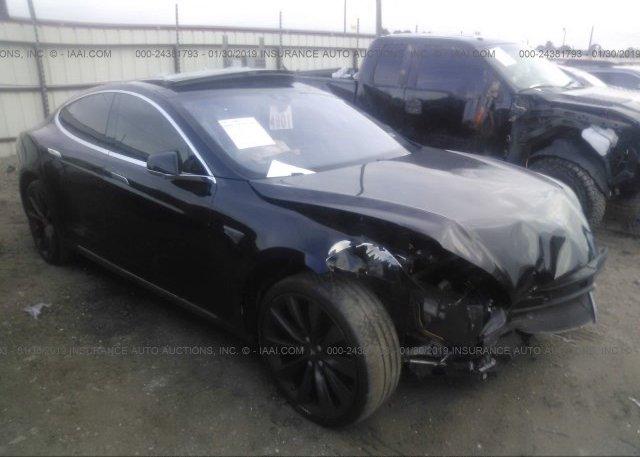 Inventory #645421305 2014 Tesla MODEL S