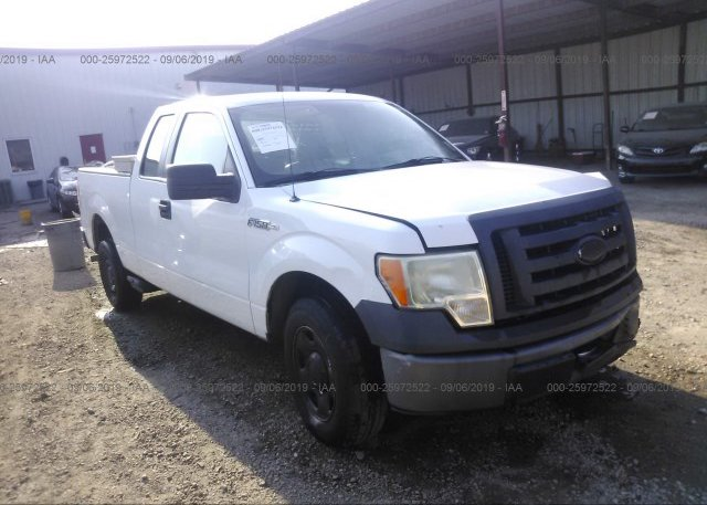 Inventory #657003232 2009 FORD F150