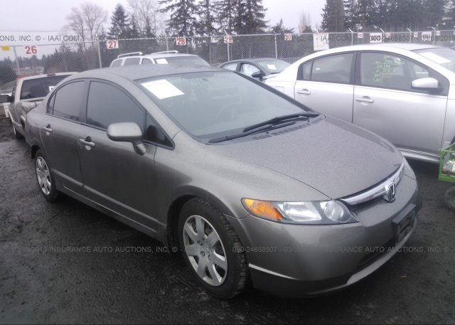 Inventory #624554974 2007 Honda CIVIC