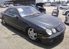 2004 Mercedes-benz CL