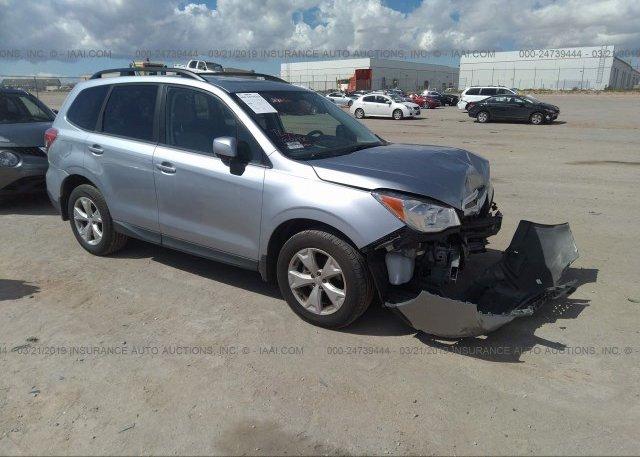 Inventory #210301694 2014 Subaru FORESTER