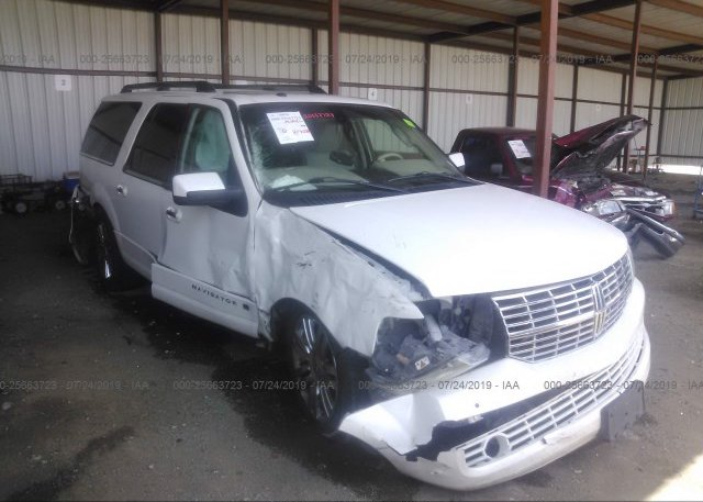 Inventory #422742003 2009 Lincoln NAVIGATOR