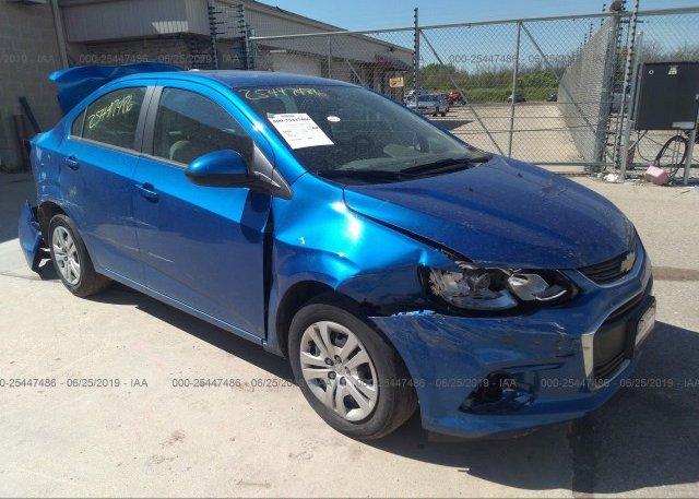 Inventory #136193843 2017 Chevrolet SONIC