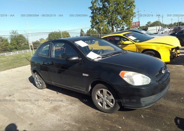 Inventory #871958544 2008 Hyundai ACCENT