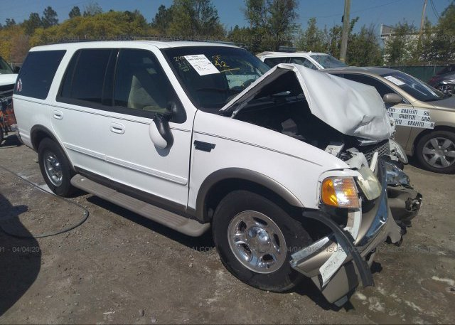 Inventory #574123507 2002 FORD EXPEDITION