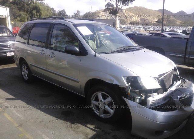 Inventory #550204943 2003 Mazda MPV