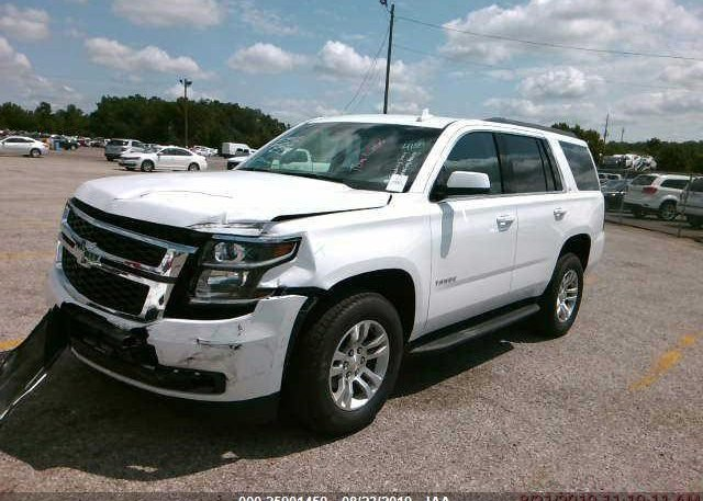 Inventory #104751254 2019 CHEVROLET TAHOE