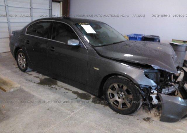 Inventory #336246823 2004 BMW 525