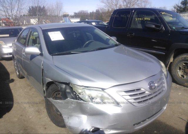 Inventory #568873002 2007 Toyota CAMRY NEW GENERAT
