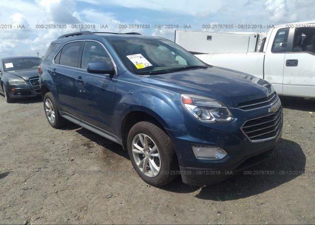 Inventory #156015754 2016 Chevrolet EQUINOX