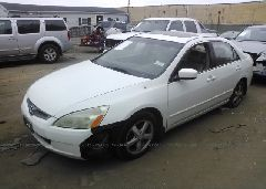 2004 Honda ACCORD - 1HGCM56854A026798 Right View