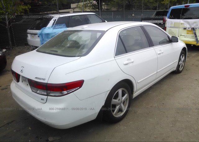 2004 Honda ACCORD - 1HGCM56854A026798