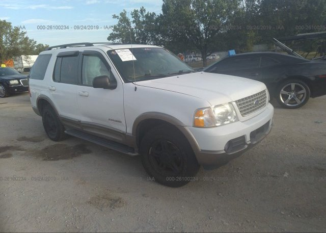 Inventory #264421613 2002 FORD EXPLORER