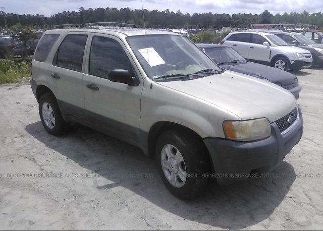 Inventory #431756421 2004 FORD ESCAPE