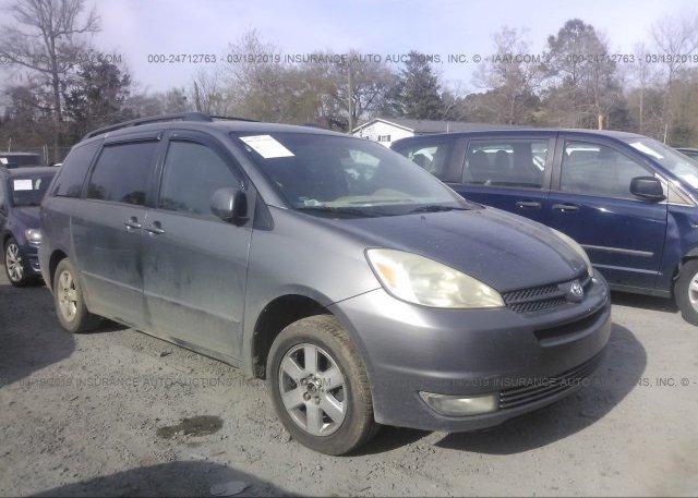 Inventory #223523219 2004 Toyota SIENNA