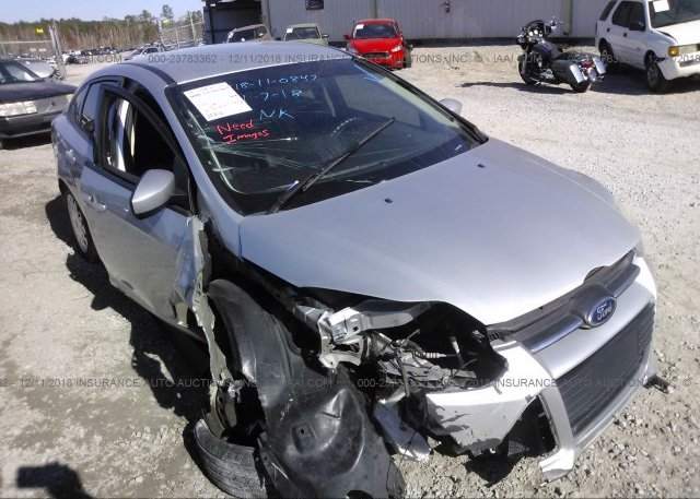 Inventory #988734596 2012 FORD FOCUS