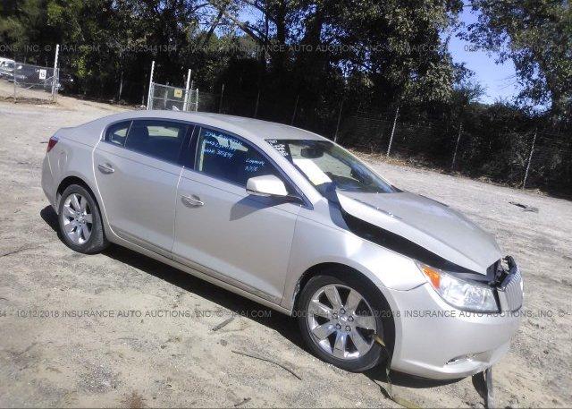 Inventory #139178744 2010 Buick LACROSSE
