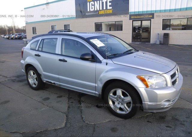 Inventory #979263408 2007 Dodge CALIBER