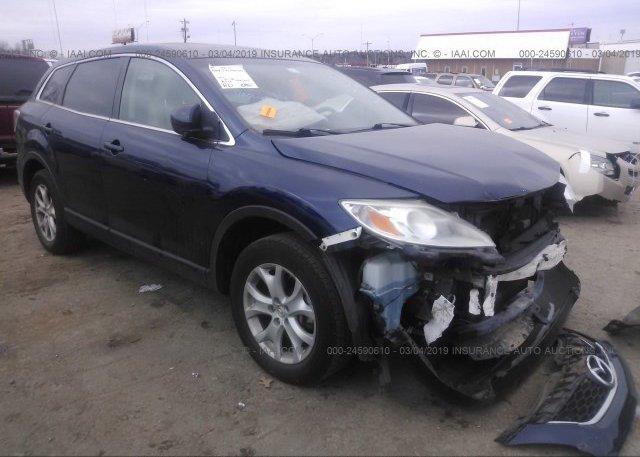 Inventory #817491601 2012 Mazda CX-9