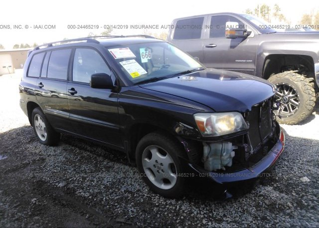 Inventory #765567916 2007 Toyota HIGHLANDER