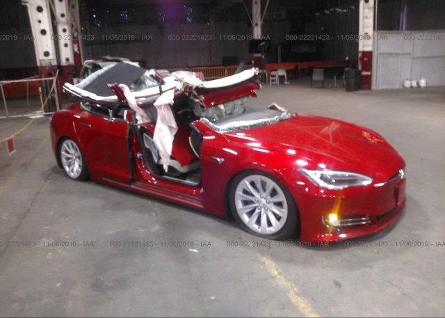 Inventory #207883536 2018 Tesla MODEL S