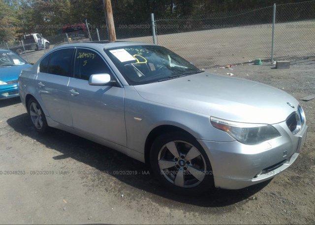 Inventory #900505513 2007 BMW 530
