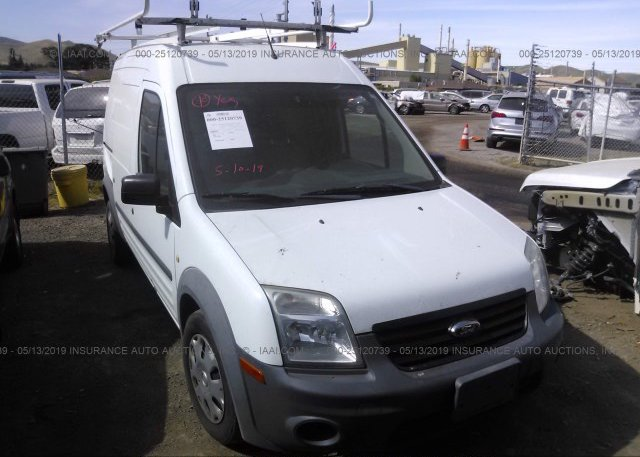 Inventory #821190687 2013 FORD TRANSIT CONNECT