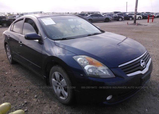 Inventory #597691247 2007 Nissan ALTIMA
