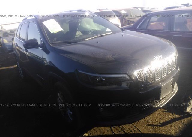 Inventory #765097432 2019 JEEP CHEROKEE