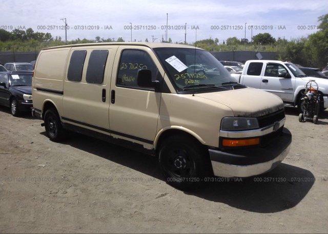 Inventory #642463370 2005 Chevrolet EXPRESS G1500
