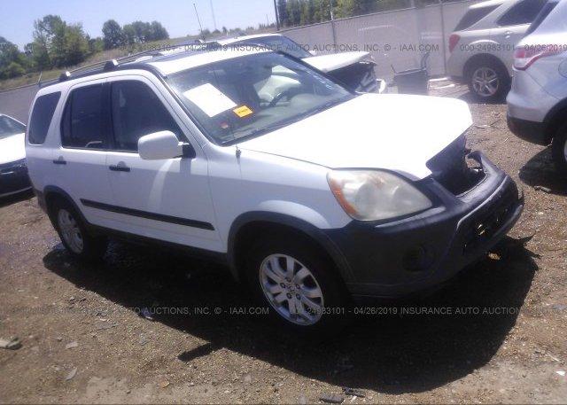 Inventory #186255979 2006 Honda CR-V