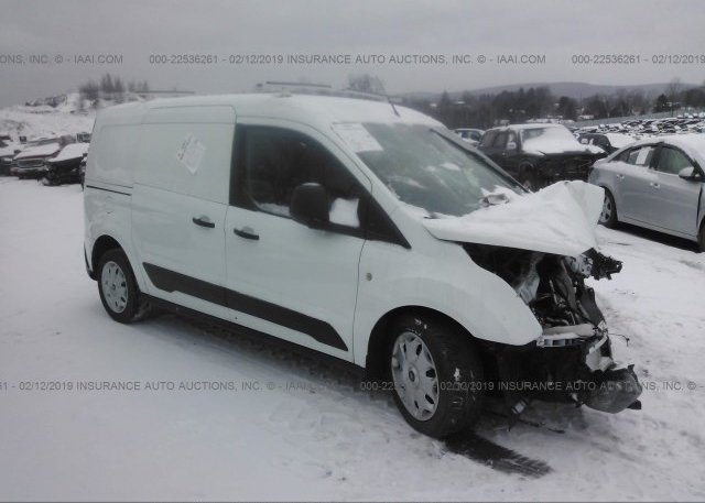 Inventory #842748665 2015 FORD TRANSIT CONNECT