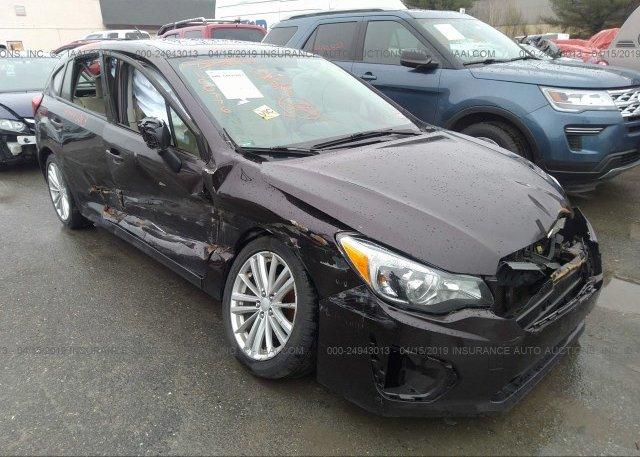 Inventory #927631289 2013 Subaru IMPREZA
