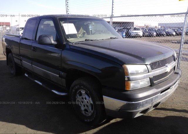 Inventory #249626608 2003 Chevrolet SILVERADO