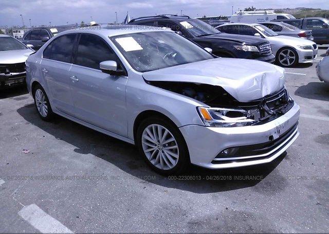 Inventory #751853835 2015 Volkswagen JETTA